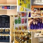 37 DIY Hacks and Ideas To Improve Your Kitchen