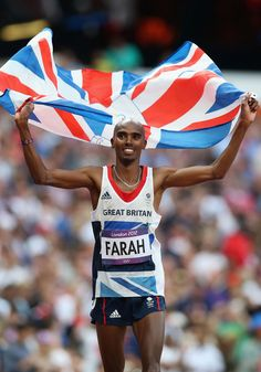 Can mighty Mo Farah hammer Haile 'The Emperor' Gebrselassie at this year's Great North Run? Great Britan, Mo Farah, Great North, Olympics, British, Running, Fitness, People, Emperor