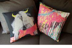 Martinich & Carran cushions