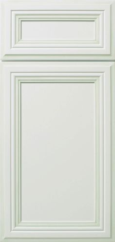 Cabinet Door Styles Gallery - HERITAGE SHOWN IN FINISH STYLE: PEARL PISTACHIO WOOD: MAPLE