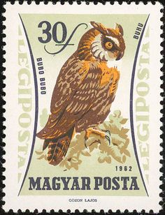 Hungarian Postal Service 1962