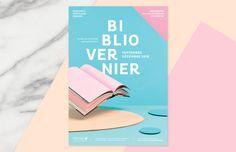 Biblio Vernier on Behance
