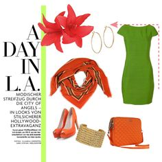 A Day In LA, created by jacque-reid on Polyvore