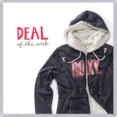 In need of a gift?   Enjoy the Glacial Sweatshirt, the deal of the week for $39.50. Shop it today...