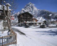 Ski Switzerland - Kandersteg - Hotel Blümlisalp 2014 Ski Holidays