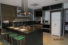 Construindo um Castelinho: Enfim... A Cozinha!