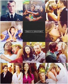 Grey's Anatomy! Can watch this a million times & never eat bored <3