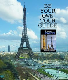 Next best thing to being there. Plan your itinerary, maximize your days, save $$$. #visitparis