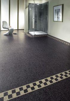 nie je nič lepšie do kúpelne ako naše vinylové podlahy, odolné voči vode s jednoduchou údržbou. www.dizajnovepodlahy.sk