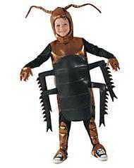 boys rascally roach costume