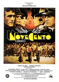 Novecento, Bernardo Bertolucci (1976)