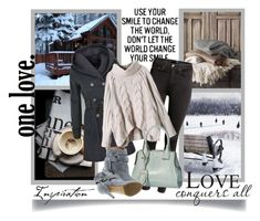 """""""Love is the key"""" by danielle-broekhuizen ❤ liked on Polyvore featuring H&M, Maison Margiela, women's clothing, women, female, woman, misses and juniors"""