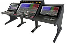 Slate Media Technology Raven MTX Mk2 Multi-Touch Production Console | Sweetwater.com