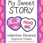 Back by request . . . My Sweet Story . . . Valentine's Day Style!To play this heartfelt game, students drop conversation heart candies on an adje...