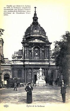 Eglise de la Sorbonne, Paris