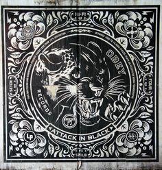Shepard Fairey // MUCA munich urban and contemporary art // München Graphic Design Illustration, Graphic Art, Illustration Art, Pattern Illustrations, Banksy, Dragon Tattoo Sketch, Shepard Fairey Art, Shepard Fairy, Obey Art