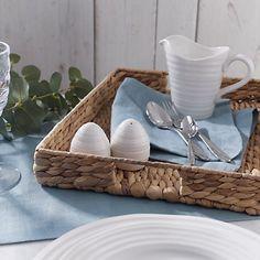 Buy John Lewis Water Hyacinth Tray Online at johnlewis.com