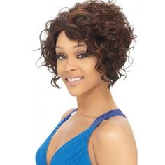 Outre Synthetic Lace Front Wig Kiki - HT