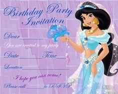 invitation for girl princess party invitations free printable birthday invitations birthday party invitations