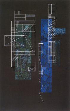 Kandinsky - Grids (Grilles), 1935