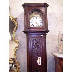 Horloge De Parquet Liégeoise