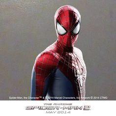 Great New Promo Images And A Couple Stills Surface From THE AMAZING SPIDER-MAN 2