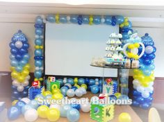 """Sweetheart Balloons, where joyful thoughts and delightful happenings all come hand in hand.  Sweetheart Balloons has made a name for generations with only one thing in mind, """"Total customer satisfaction"""".  823 Salazar Street Binondo, Manila,  Jevon G. Tan  Tel No. (02) 524-9882 (02) 241-9917  (02) 985-0078 (02) 215-9970  Mobile:  Sun: 09228908682  Globe: 09178908628  Smart: 09209266448"""