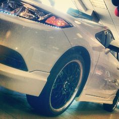 We just customized a 2012 Honda Civic coupe and she's stunning! http://instagram.com/p/NJrDmqlSul/