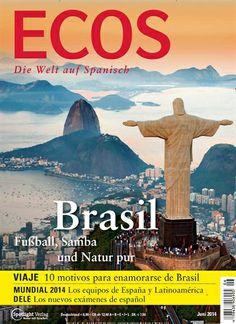 Brasilien wartet auf die WM... Gefunden in: ECOS, Nr. 06/2014