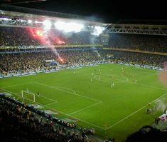 #Istanbul Derby - Galatasaray vs Fenerbahce