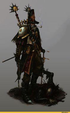 Warhammer Fantasy,Warhammer FB,фэндомы,Empire (Warhammer Fantasy),Witch Hunter,Michael Phillippi,Vampire Counts,Warhammer Online,FB Games