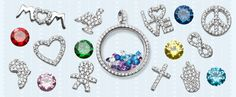 FLOATING CHARMS LOCKETS BANNER 2