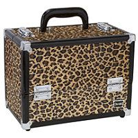 Caboodles - Brown Cheetah Cosmetic Case in  #ultabeauty