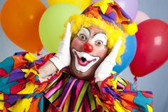 100 Things To Do Instead of Dressing As a Clown