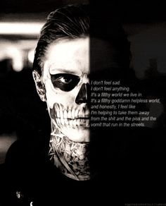 American Horror Story // Tate Langdon