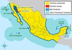 Extensión Territorial. Cuéntame de México