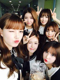 #Sowon #Yerin #Eunha #Yuju #SinB #Umji
