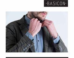 Basicon - FW 13 - Man Collection