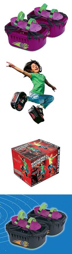 Other Outdoor Toys Structures 11742: Big Time Toys Moon Shoes (Styles May Vary) -> BUY IT NOW ONLY: $38.8 on eBay!