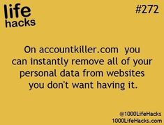 Improve your life one hack at a time. 1000 Life Hacks, DIYs, tips, tricks and More. Start living life to the fullest! Hack My Life, Simple Life Hacks, Useful Life Hacks, Life Hacks Websites, Awesome Life Hacks, 25 Life Hacks, Daily Hacks, Recherche Internet, 1000 Lifehacks