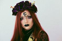 Fortune Teller Make-Up halloween costume