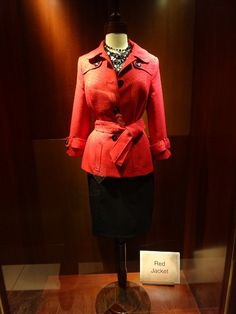 Mary Kay Red Jacket, I hope to earn my by seminar 2013! If you are interested in learning how you can help me go to my website and send me an email... www.marykay.com/elisahammond