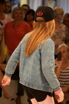 Quilted denim from Petit by Sophie Schnoor for kids fashion trends summer 2014