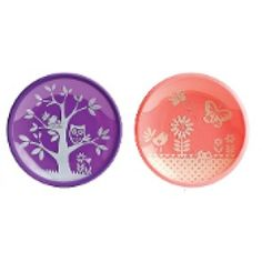 Brinware Silicone covered glass baby plates Pink and Purple are attractive, safe and elegant fun for your baby mealtime. Baby Jars, Baby Plates, Eco Kids, Little Giraffe, Party Dishes, Dish Sets, Kids Store, Glass Dishes, Purple