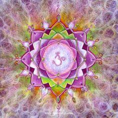 Un punto en el Universo: Mandalas