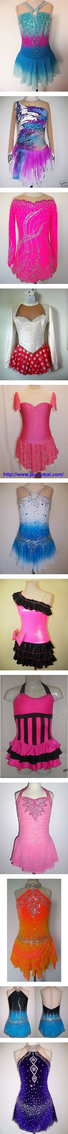 """Skating dresses WMLEBP (FanFic)"" by chelseacov-xx ❤ liked on Polyvore"