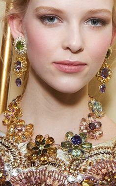 Dolce & Gabbana spring 2016 alta moda