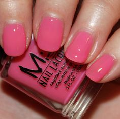 Misa, Bed of Roses. Jelly pink. #want