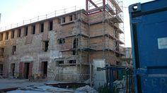 Rehabilitación del Convento de San Agustín, en Jerez, Cádiz. Supondrá la reactivación de toda la zona.