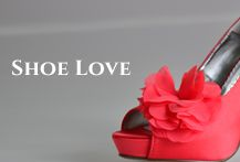 We're totally obsessed with these red peep-toe heels. Click to view more on www.brideandco.co.za